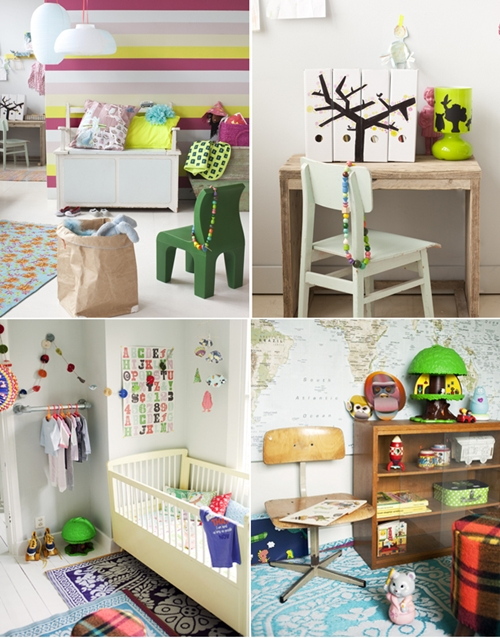 M s ideas para decorar el dormitorio infantil decopeques - Ideas para decorar el dormitorio ...