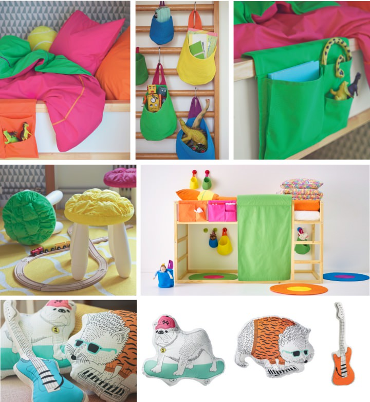 7 ideas para decorar los dormitorios infantiles con mucho for Ideas para decorar dormitorios infantiles