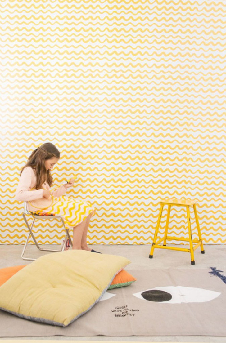 papel-pintado-bobo-choses-amarillo-waves