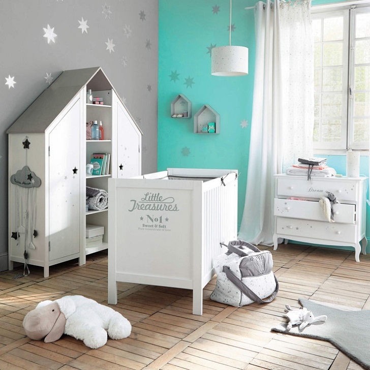 habitaciones infantiles de maison du monde. Black Bedroom Furniture Sets. Home Design Ideas